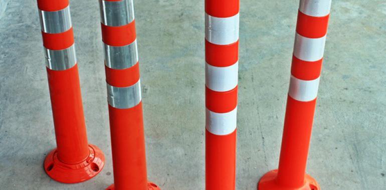 Плюсы от использования парковочных столбиков