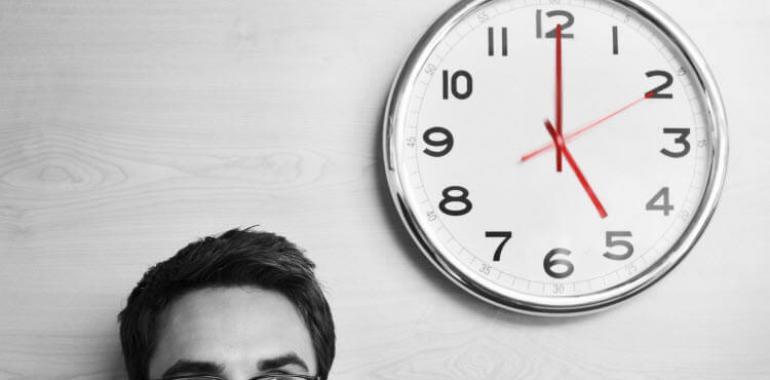Фотография рабочего времени с Yaware.TimeTracker
