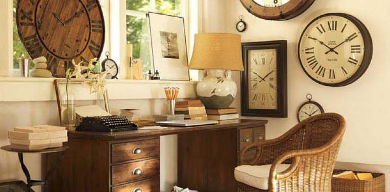 Настенные часы для дома, дачи или офиса