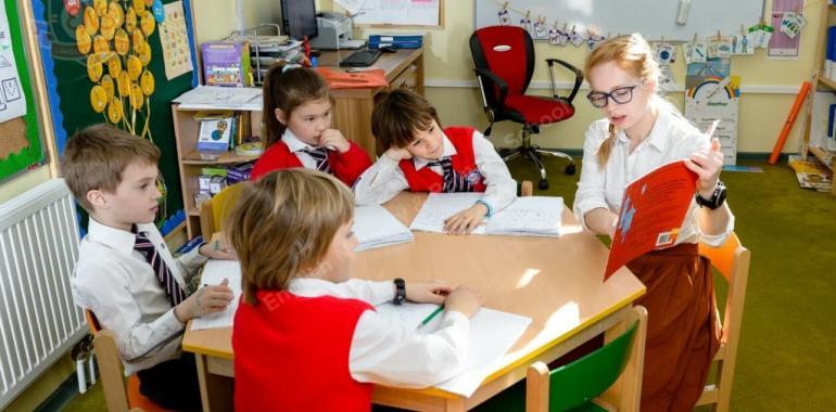 Детский сад ENS с изучением английского языка в Москве