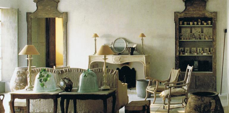 Как состарить мебель в стиле Прованс своими руками?