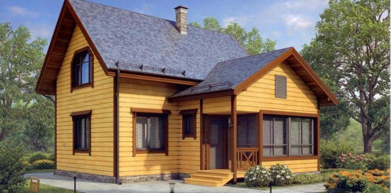 Какие дома теплее каркасные или брусовые?