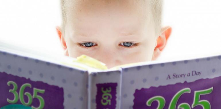 Какие книги читать ребенку в 5 лет