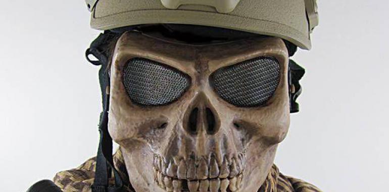 Кастомные маски для страйкбола