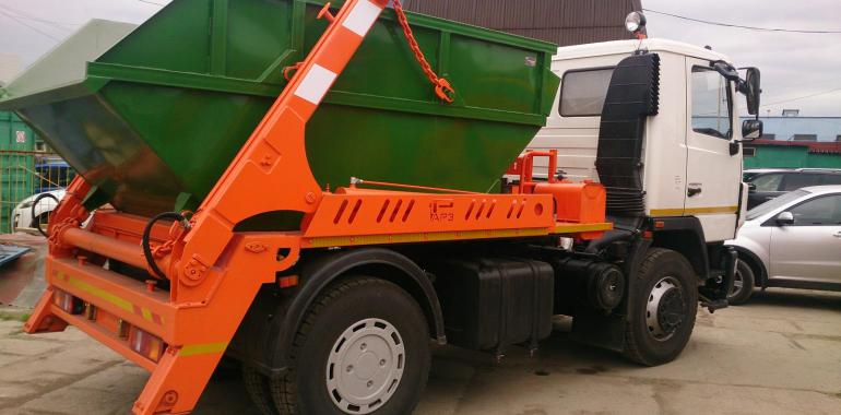 Компания по вывозу мусора: оперативность и индивидуальный подход