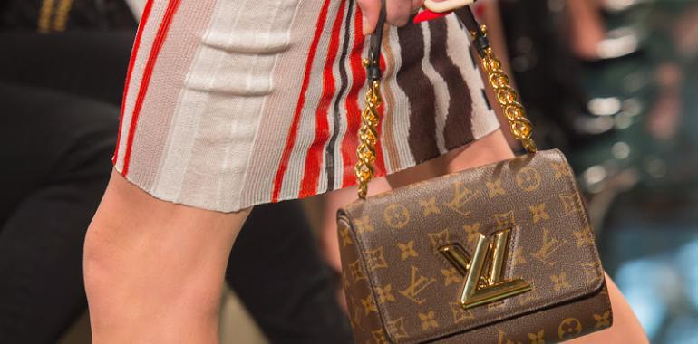 Louis Vuitton: сумочки для подростков