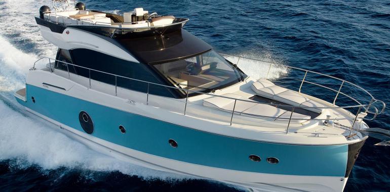 Лучшие моторные яхты класса люкс от dream yachts
