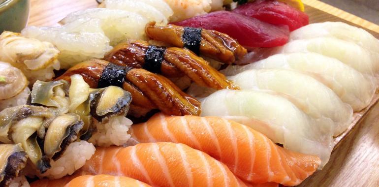 Лучшие суши с доставкой