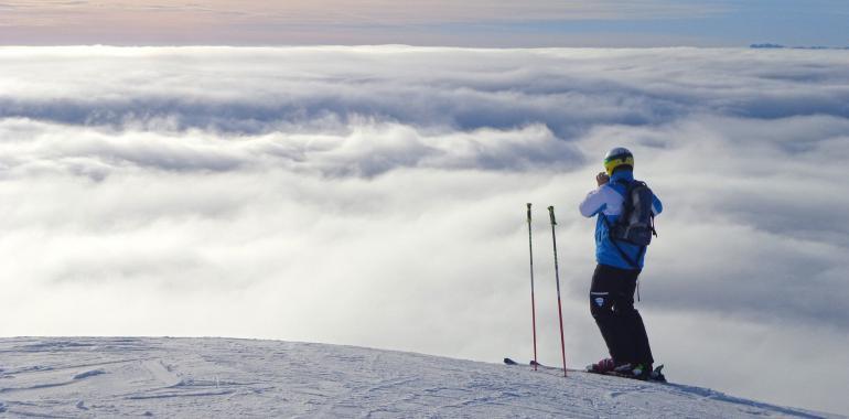 лыжные курорты италии