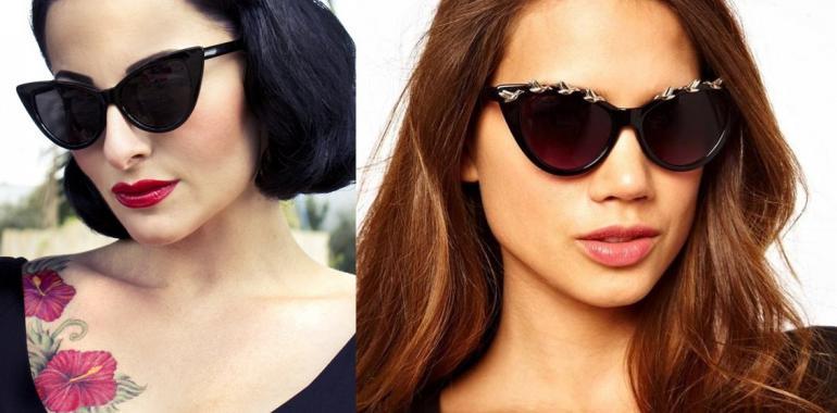 модные солнечные очки 2017 женские