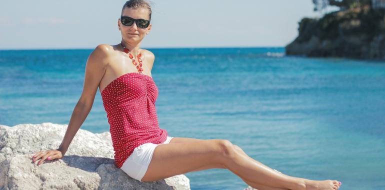 Модные женские шорты для лета 2016