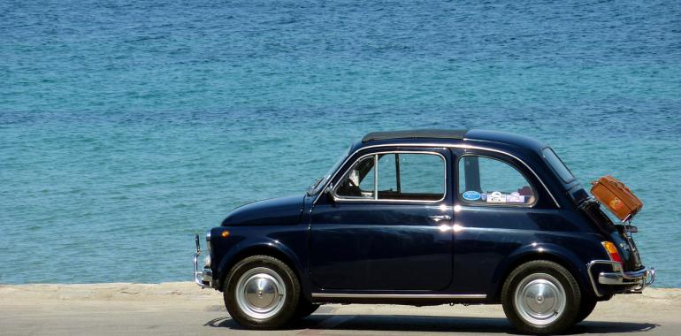 Отдых на Черном море дикарями на машине