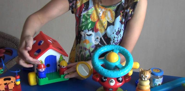 развивающе игрушки