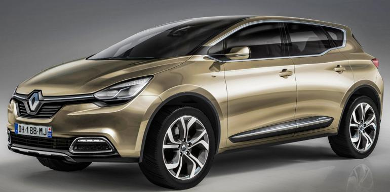 Renault 2015-2016 года