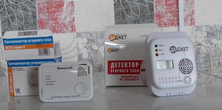 Что такое детектор угарного газа и как он работает?