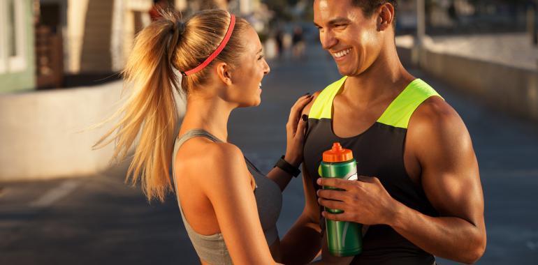 Спортивное питание только для тех, кто регулярно тренируется