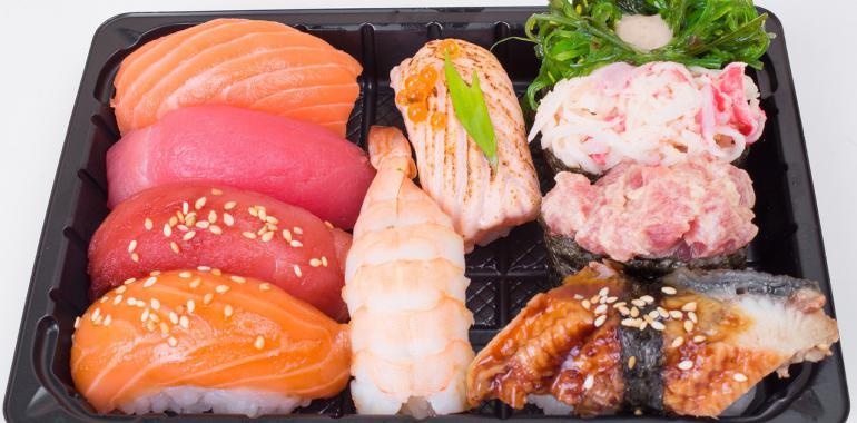 Суши и сашими одинаково полезны