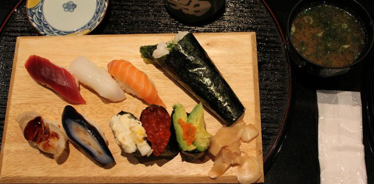 Суши Маг для любителей японской кухни всех возрастов