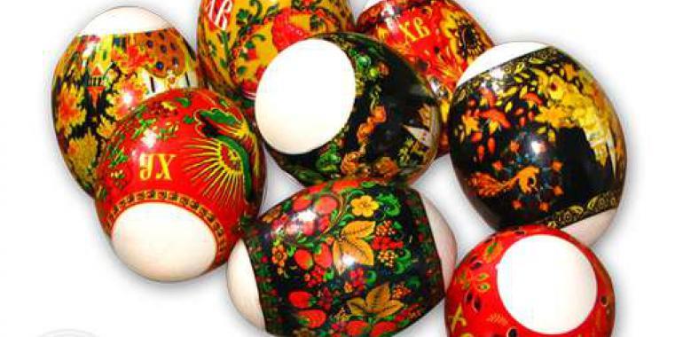 Термоэтикетки на яйца - как клеить