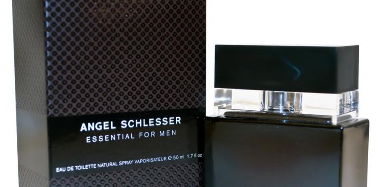 Утонченные ароматы кожи в мужской парфюмерии Angel Schlesser