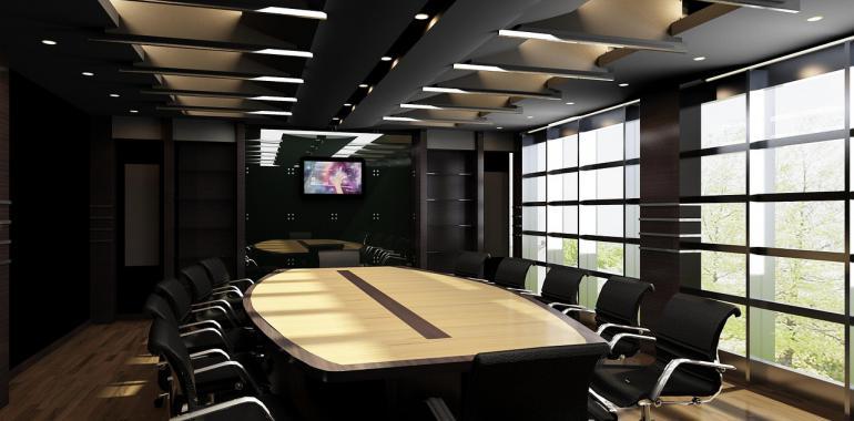 Важность грамотного дизайна офисного кабинета топ-руководителя