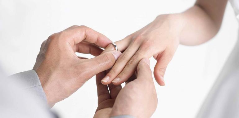 Обручальное кольцо - не простое украшенье