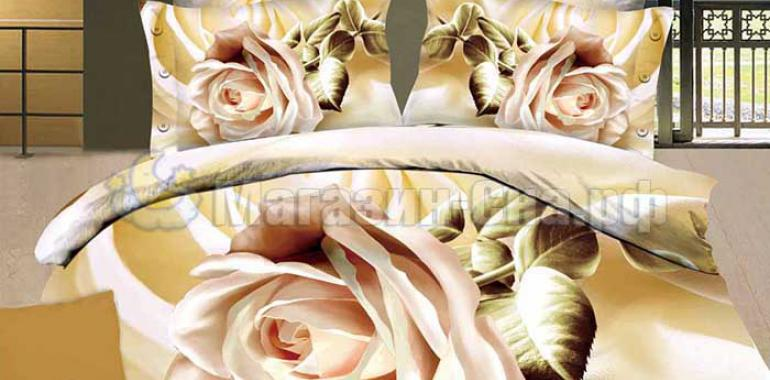 Яркое и модное постельное белье 3D