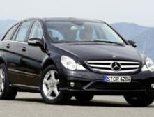 Mercedes показал обновленный R-класс