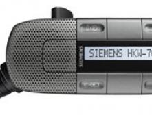 Siemens HKW-700: Car Kit Bluetooth