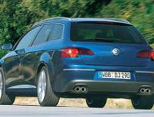 Volkswagen готовит конкурента Mercedes R-класса
