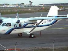 В Конго рухнул Ан-28, экипаж и пассажиры погибли