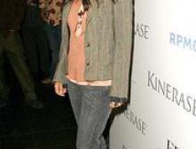 Снова в моде узкие джинсы