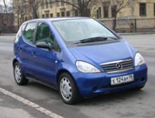 Mercedes A-класса (1998-2004). Покупать или нет?