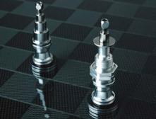 Команда Формулы-1 стала делать шахматы