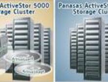 Кластеры хранилищ данных Panasas