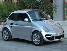 Из Porsche - Smorsche!