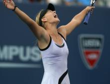 Мария Шарапова выиграла первый турнир в сезоне