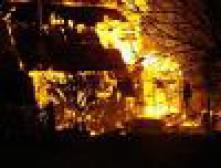 "Пожар на ""Каширском дворе"" потушен, не исключена версия поджога"