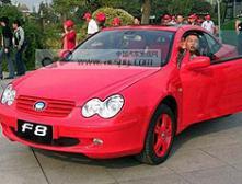 Китайцы показали серийный купе-кабриолет