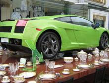 Lamborghini: Идеальный баланс веса от Lamborghini