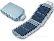 Солнечная батарея спасет вас от разрядки