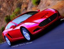 Ferrari опустится до 100 тыс. евро