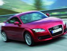 Audi TT:вперед и вверх