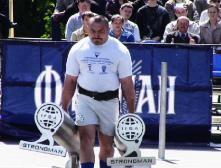 Эльбрус Нигматуллин установил рекорд России по силовому экстриму