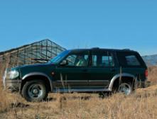 Ford Explorer 1995-1998 годов. Покупать или нет?