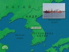 Японское море: кораблекрушение.