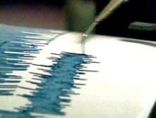 Охотское море: Землетрясение