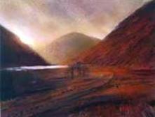 В Шотландии открылись две выставки художников из России