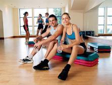 Фитнес клуб - место для знакомств?