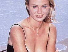 Камерон Диаз-бывшая модель